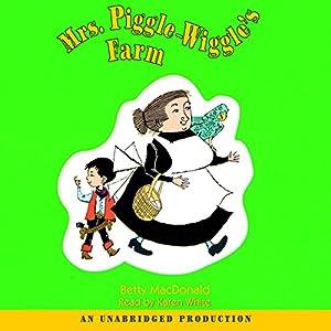 Mrs. Piggle-Wiggle's Farm Audiobook