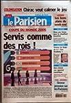 PARISIEN (LE) [No 19053] du 10/12/200...