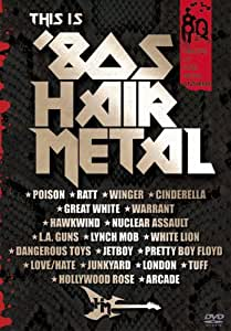 This Is '80s Hair Metal-Japanese Edi