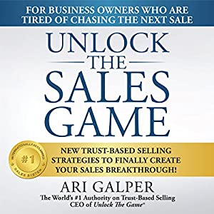 Unlock the Sales Game Audiobook