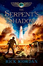 The Serpent's Shadow (The Kane Chronicles, Book Three)
