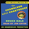 Chet Gecko, Private Eye, Book 1: The Chameleon Wore Chartreuse (       UNABRIDGED) by Bruce Hale Narrated by Jon Cryer