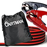 Cartman Car Battery Booster Cable Jump Cables (2Gauge x 20Feet)