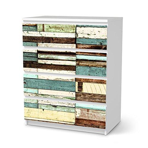 Dekofolie-fr-IKEA-Malm-4-Schubladen-Mbelsticker-Klebetapete-Folie-Aufkleber-Mbel-dekorieren-Modernes-Wohnen-Schlafzimmer-Mbel-Einrichtungsideen-Design-Motiv-Schiffsbruch