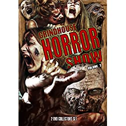 Grindhouse Horror Show Vol. 3