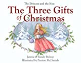 Jennie Bishop The Three Gifts of Christmas: Book with Audio CD