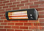 Firefly 1.8kW Wall Mounted Quartz Hea...