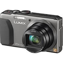 Panasonic Lumix DMC-ZS30 Wi-Fi Digital Camera (Silver)