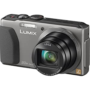 Panasonic LUMIX DMC-ZS30 18.1MP Digital Camera, 1/2.3