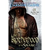 The Brotherhood of the Snake (The Glass Wall - (A YA Urban Fantasy Faerie Romance) Book 2)