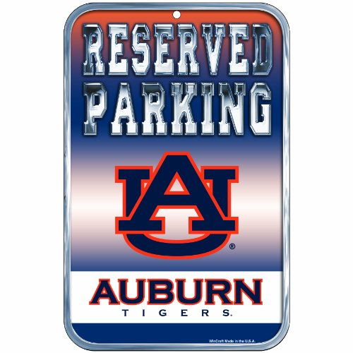 NCAA Auburn Tigers 11-by-17 inch Locker Room Sign at Amazon.com
