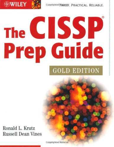 The CISSP Prep Guide