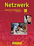 Netzwerk A1: Deutsch als Fremdsprache. Kursbuch mit 2 Audio-CDs