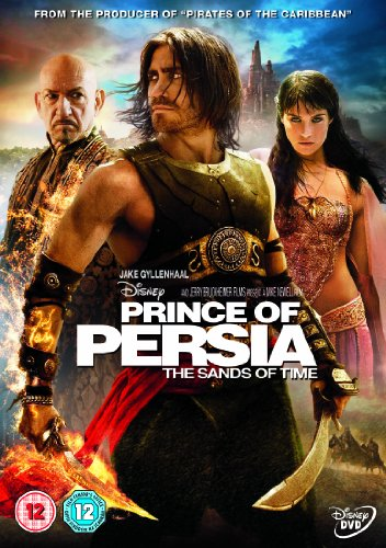 Prince of Persia: The Sands of Time [DVD]
