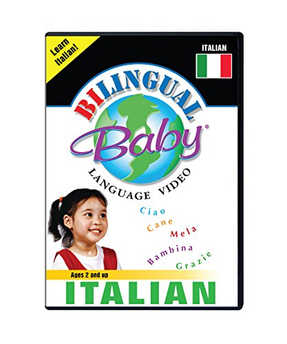 Bilingual Baby: Italian - DVD (Italian Baby Dvd compare prices)