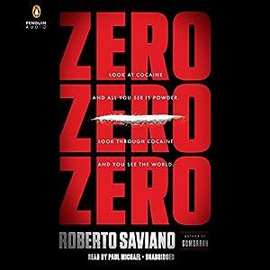 ZeroZeroZero Audiobook