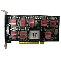 8 channel Surveillance Video Real time H.264 Base Profile DVR PC Capture Card