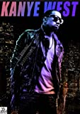 Kanye West Flashing Lights Poster A1 A2 A3 Wall Art