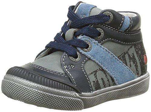 GBBNorman - Sneaker Bambino , Grigio (Gris (41 Ctv Gris/Bleu Dpf/2727)), 23