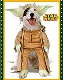 Jedi Master Yoda Star Wars Pet Dog Size Large Costume