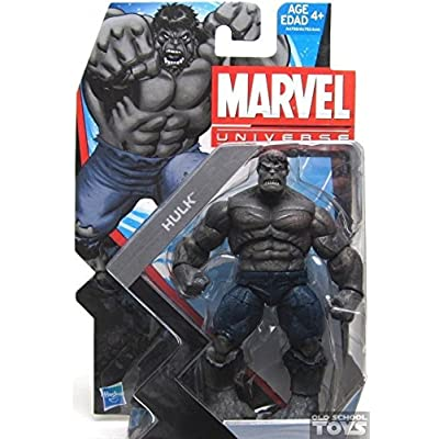 Marvel Universe Hulk Figure 3.75 inches by Hasbro TOY (English Manual) günstig kaufen