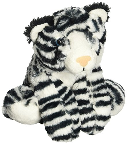 "Purr-Fection Vegas Junior Snuggle Ups White Tiger 8"" Plush"
