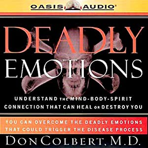 Deadly Emotions Audiobook