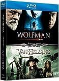 echange, troc Coffret The Wolfman - The Wolfman + Van Helsing [Blu-ray]