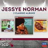 Jessye Norman - Three Classic Albums [3 CD]