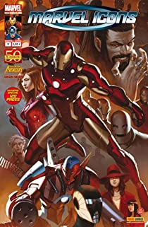 Marvel Icons (V2) N�9 : Infinit�  par Marvel