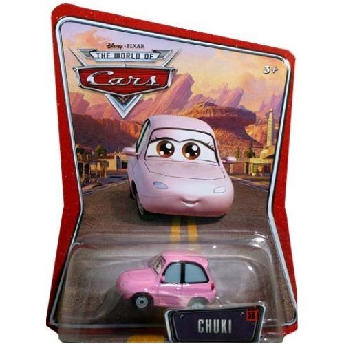 Disney Pixar Die Cast Cars Chuki - 1