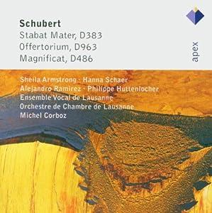 Schubert: Stabat Mater, Offertorium & Magnificat by Warner Classics