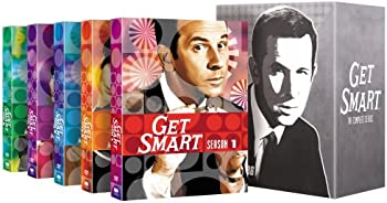 Get Smart: The Complete Series Gift Set on DVD
