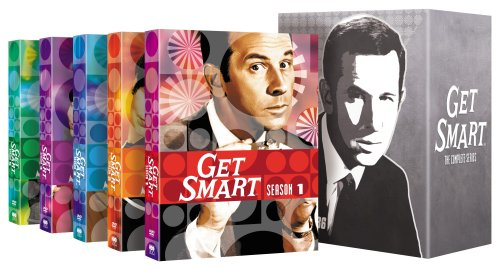Get Smart: Complete Series [DVD] [Import]