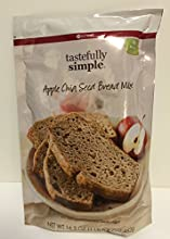 Tastefully Simple Apple Chia Seed Muffin Mix