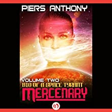 Mercenary (       UNABRIDGED) by Piers Anthony Narrated by Basil Sands