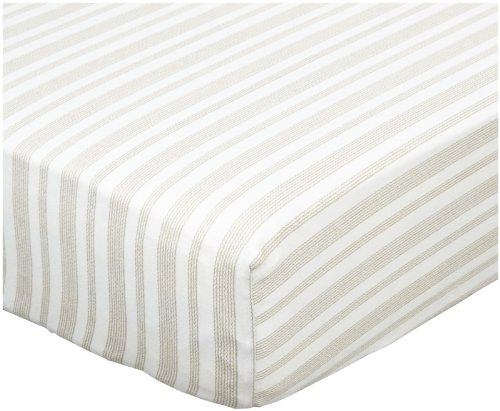 Striped Crib Bumper front-995991