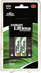 Eveready Recharge BP2C AA 2100 NIMH Battery