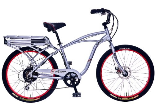 IZIP E3 Zuma - Beach Cruiser Electric Bicycle