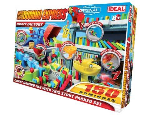 Ideal gioco da tavolo domino express crazy factory - Domino gioco da tavolo ...