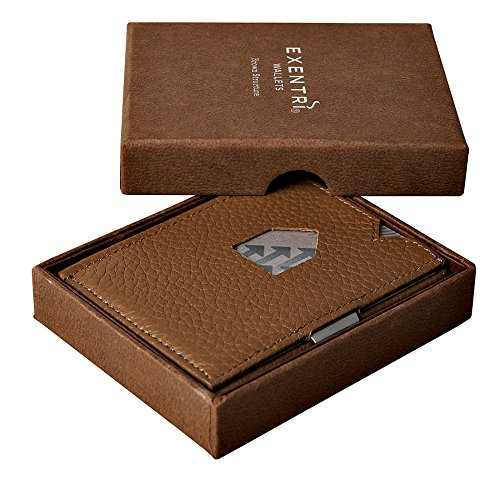 Exentri Wallet Brown