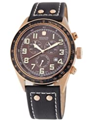 Swiss Military Hanowa Men's 06-4134-09-005 Legend Chronograph Brown Dial Watch