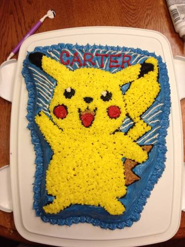 Pokemon Cake Pan Purchase