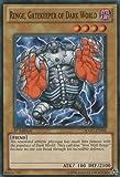 Yu-Gi-Oh! - Renge, Gatekeeper of Dark World (SDGU-EN005) - Structure Deck 21: Gates of the Underworld - 1st Edition - Common