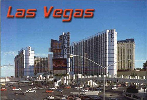 ballys-hotel-casino-las-vegas-nevada-original-vintage-postcard