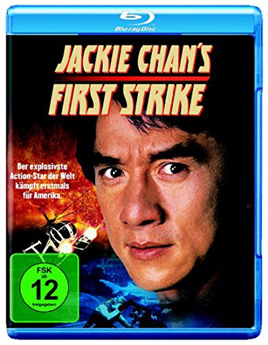 Jackie Chan - Erstschlag [Blu-ray]