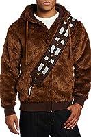 Star Wars I Am Chewie Chewbacca Furry Costume Hoodie Cosplay Jacket