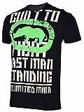 Ecko Men's MMA Built Fight T-Shirt-Black