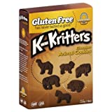 Kinnikinnick Cookie - Chocolate Animal Gluten Free, 8-Ounce (Pack of 6)