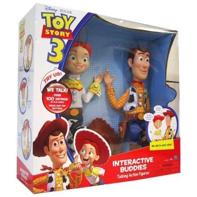 Thinkway Toy Story 3 Interactive Buddies Talking Action
